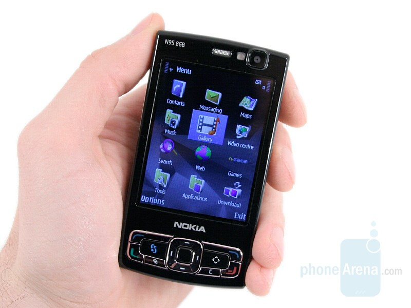 Nokia n95 8gb скачать бесплатно инструкция