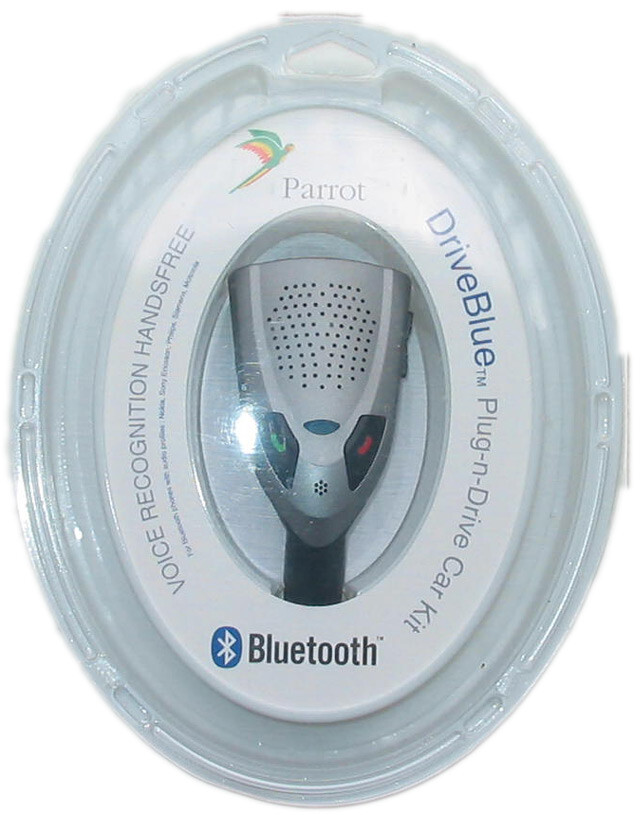 Parrot DriveBlue Car handfree system (version 3.10) review