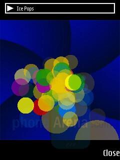 Circles skin - Nokia N95 8GB Review