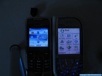 Nokia 8800 / 8801 review