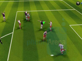 FIFA 07 - Nokia N95 8GB Review