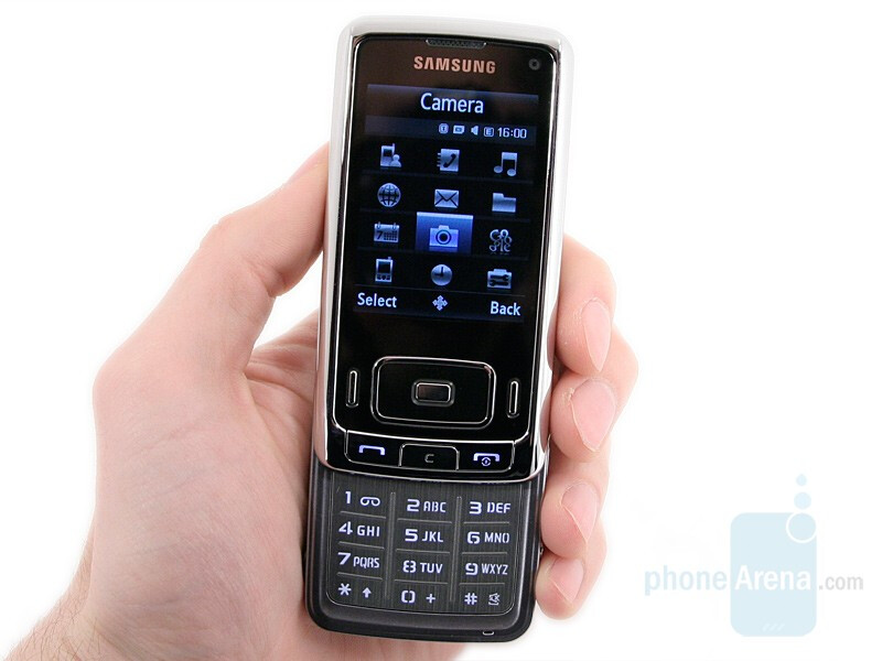 Samsung SGH-G800 - image from Live images of the Samsung G800 5MP ...