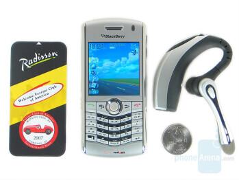 RIM BlackBerry Pearl 8130 Review