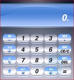 Calculator - RIM BlackBerry Pearl 8130 Review