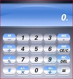 Calculator - RIM BlackBerry Pearl 8130 Review