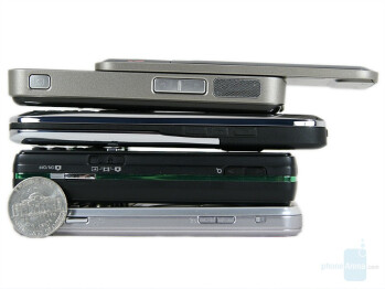 Sony-Ericsson W890, Sony Ericsson K850, Nokia E51 and Nokia N81 8GB - Sony Ericsson W890 Preview