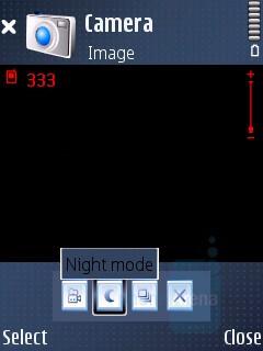 Camera interface - Nokia E51 Review
