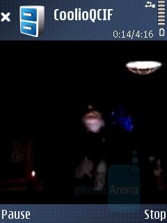 Video playback - Nokia E51 Review