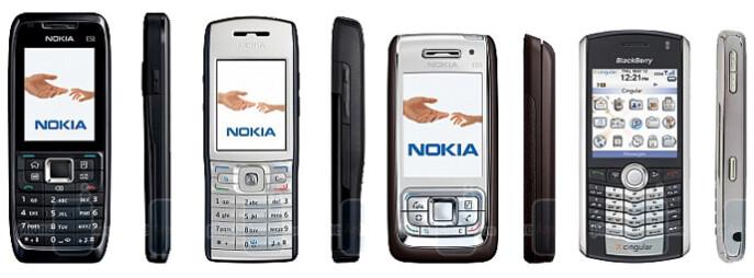 E51, E50, E65 and Pearl - Nokia E51 Review