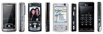 G800, G600, N95, Viewty - Samsung SGH-G800 Review