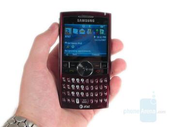 Samsung BlackJack II Review