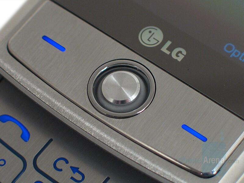 Joystick - LG Shine Review