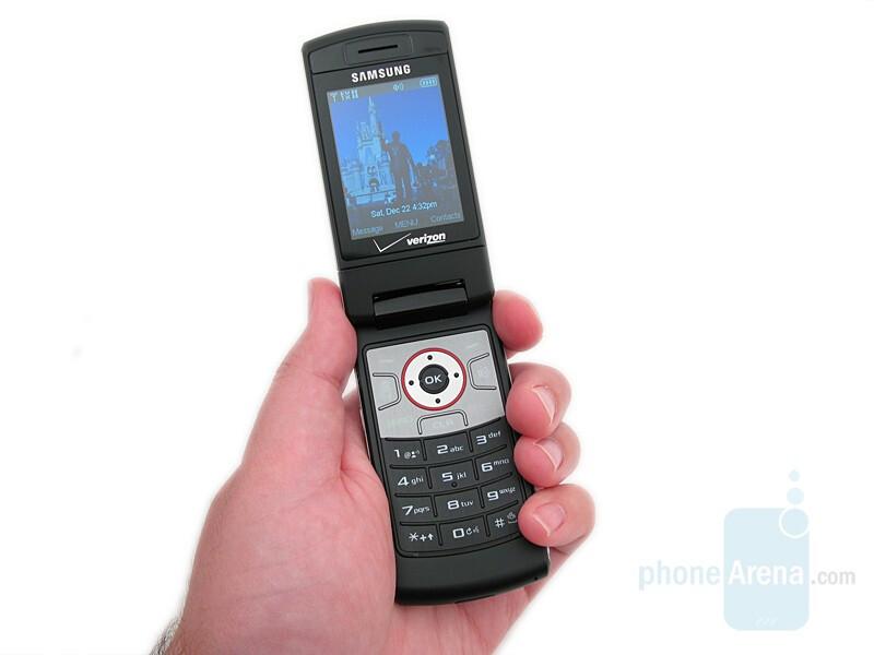 samsung flipshot review rh phonearena com Samsung SCH U900 FlipShot Samsung Rugby Flip Phones