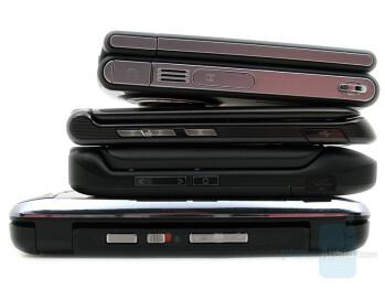 Verizon Cameraphone Comparison Q4 2007