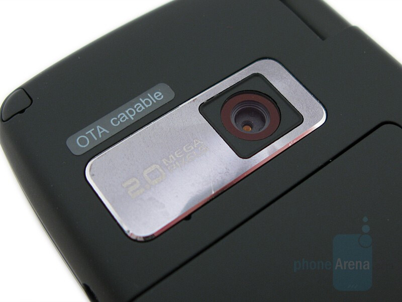 LG Voyager - Verizon Cameraphone Comparison Q4 2007