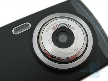 Samsung FlipShot - Verizon Cameraphone Comparison Q4 2007