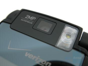 Motorola Maxx Ve - Verizon Cameraphone Comparison Q4 2007