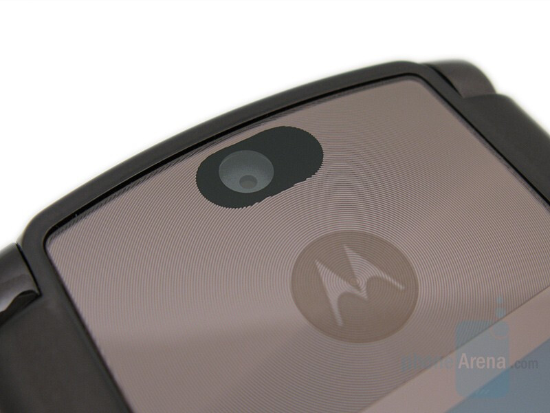 Motorola RAZR2 V9m - Verizon Cameraphone Comparison Q4 2007