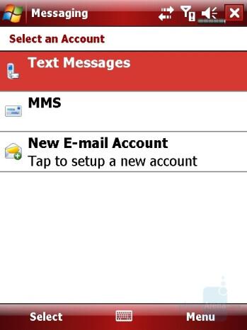 Messaging - Eten X800 Review