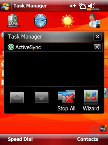 Task Manager - Eten X800 Review