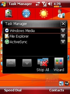 Task Manager - Eten X600 Review