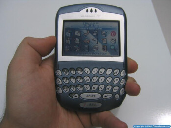 RIM BlackBerry 7290 review