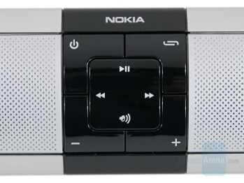 Control Keys - Nokia MD-5W Review