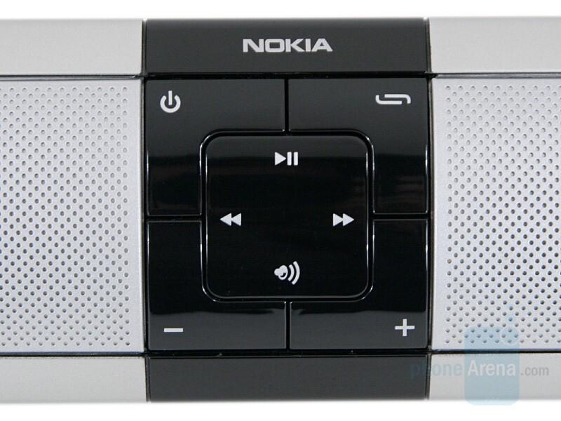 Control Keys - Nokia MD-5W Review