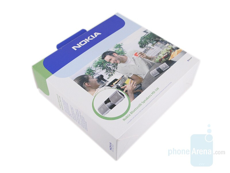 Nokia MD-5W Review