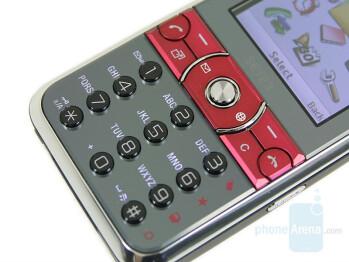 Keypad - Sony Ericsson K660 Preview