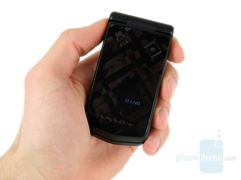 Sony Ericsson Z555 Preview