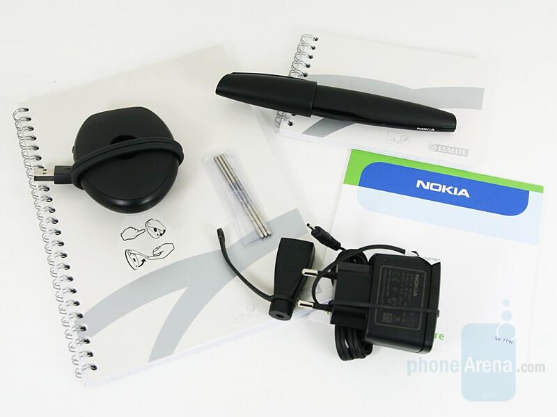 Nokia Digital Pen SU-27W Review