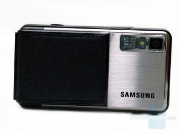 Samsung SGH-F480 Preview