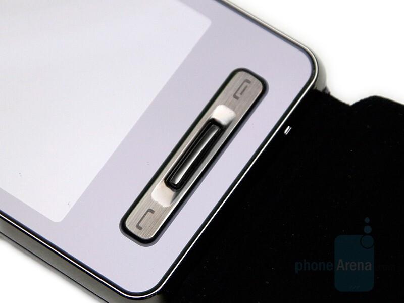 Samsung SGH-F480 Preview