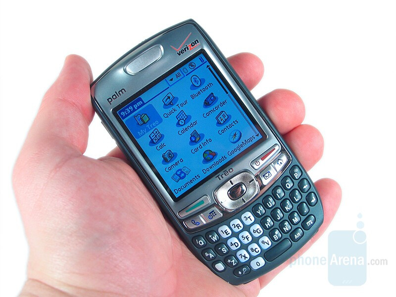 Palm Treo 755p Review