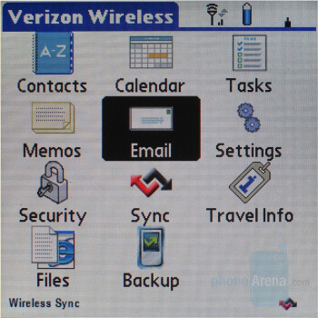 VZW Sync - Palm Treo 755p Review