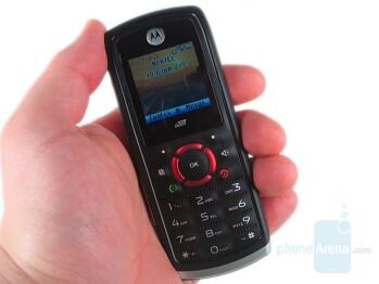Motorola i335 Review