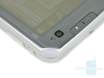 Light indicator - Nokia N810 Internet Tablet Review