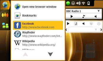 Internet browser - Nokia N810 Internet Tablet Review