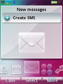 Messaging - Sony Ericsson G700 Preview