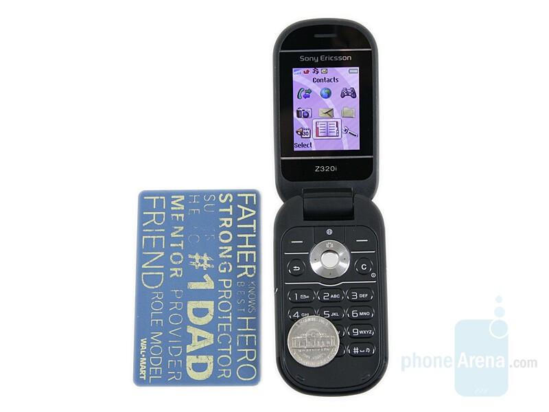 Sony Ericsson Z320 Review