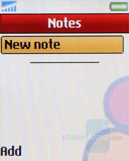 Notes - Sony Ericsson Z320 Review