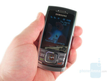 Samsung SPH-M520 Review