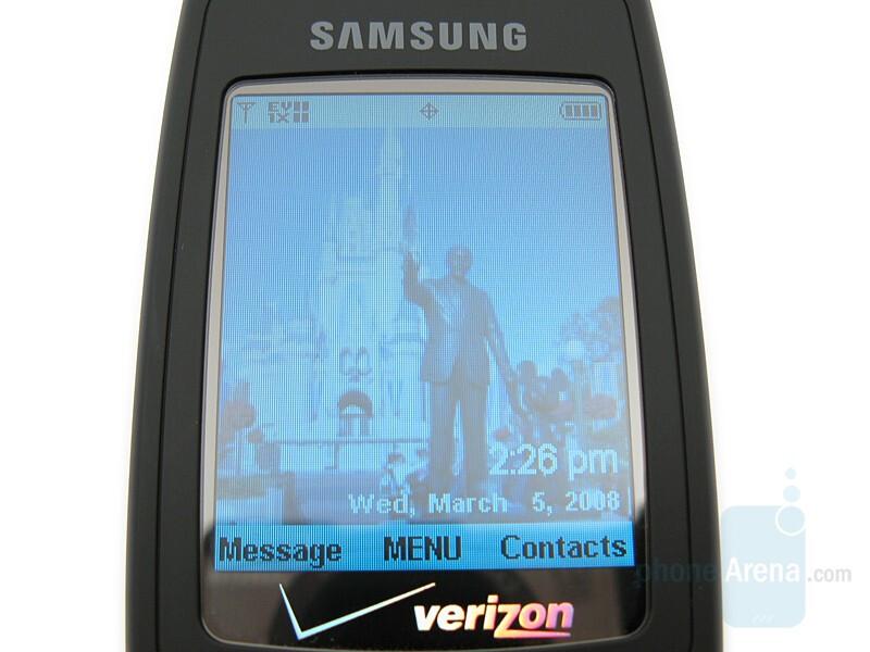 Samsung SCH-U550 Review