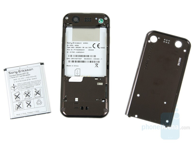 Sony Ericsson W890 Review