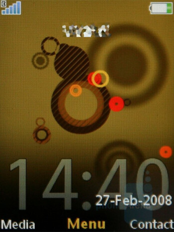 Themes - Sony Ericsson W890 Review