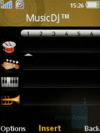 Music DJ - Sony Ericsson W890 Review
