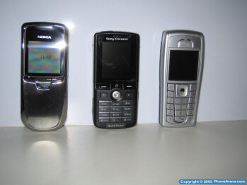 Sony Ericsson K750 review