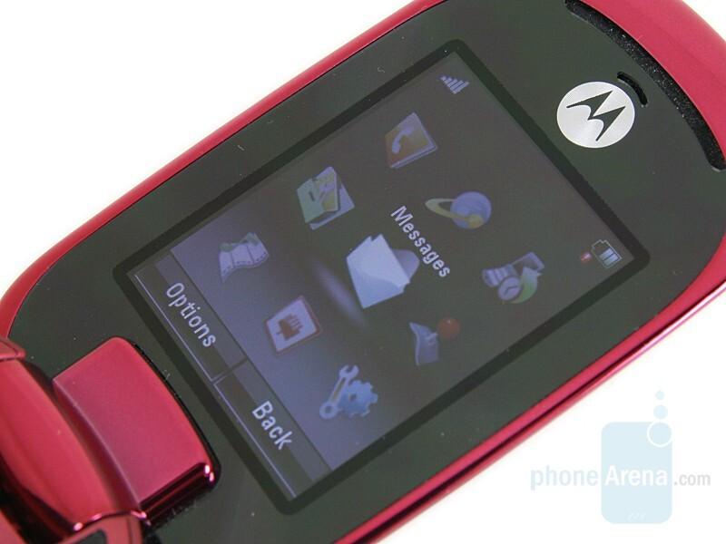 Motorola MOTO U9 Review