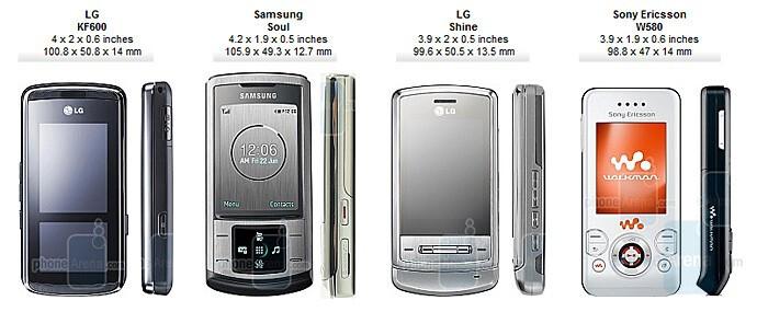 LG KF600 Review